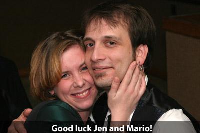 Jen and Mario
